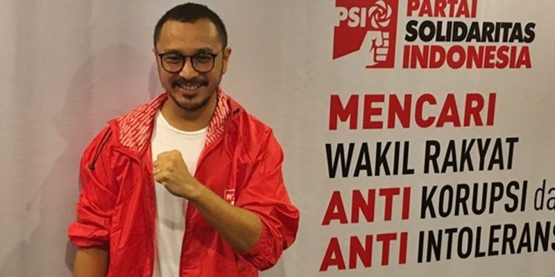 Gak Suka Anies jadi Presiden, Giring Belum Move On dari Kekalahan Ahok