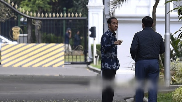 Luhut Dapat Tugas Baru, PKS Curiga Jokowi Tak Percaya Menteri Lain