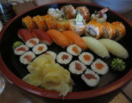 Bares y restaurantes asiáticos en Amberes (I)