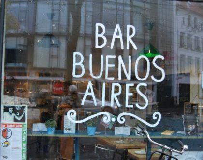 Bar Buenos Aires