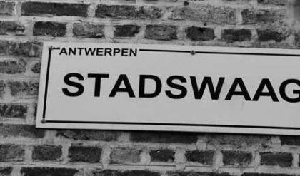 Stadswaag, una plaza con historia