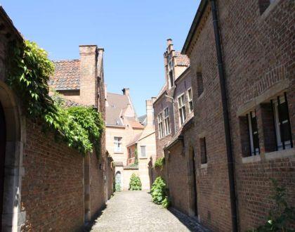 El Begijnhof de Amberes