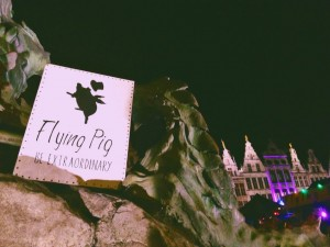 """IMG_7608 flying pig. """"just fridays as they should be"""" - IMG 7608 300x225 - Flying Pig. """"Just Fridays as they should be"""""""