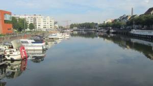 Río Schelde y Leie. Gante Un día en Gante. La experiencia - IMG 7516 300x169 - Un día en Gante. La experiencia