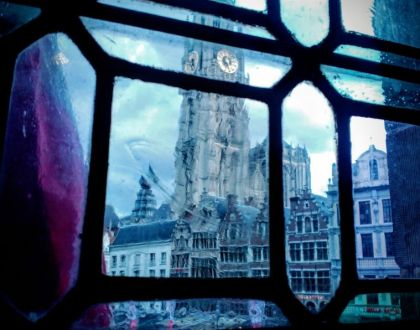 Stadhuis: vistas privilegiadas