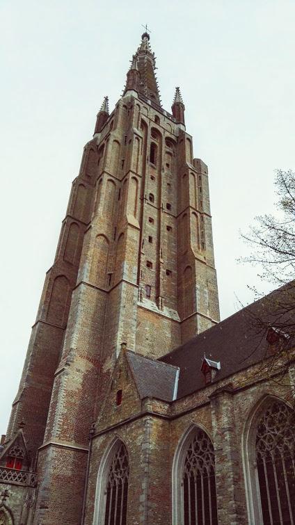 Iglesia de Nuestra Señora (Brujas)