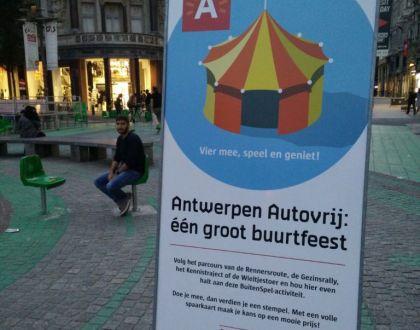 Antwerpen Autovrij