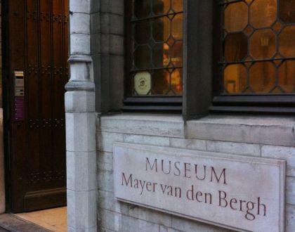 Fritz Mayer Van den Bergh: Coleccionista de Profesión