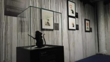 """The Art of Banksy"" Exhibition - 20170202 181401 min 300x169 - ""The Art of Banksy"" Exhibition"