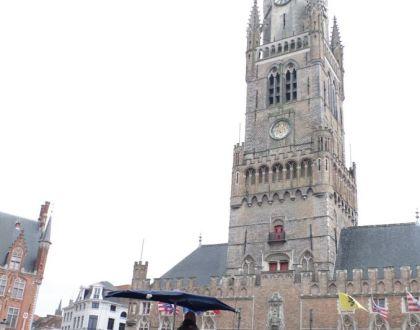 Brujas: Una ciudad de leyendas