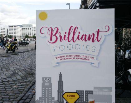 Comida, música... ¡y diamantes! Brilliant Foodies