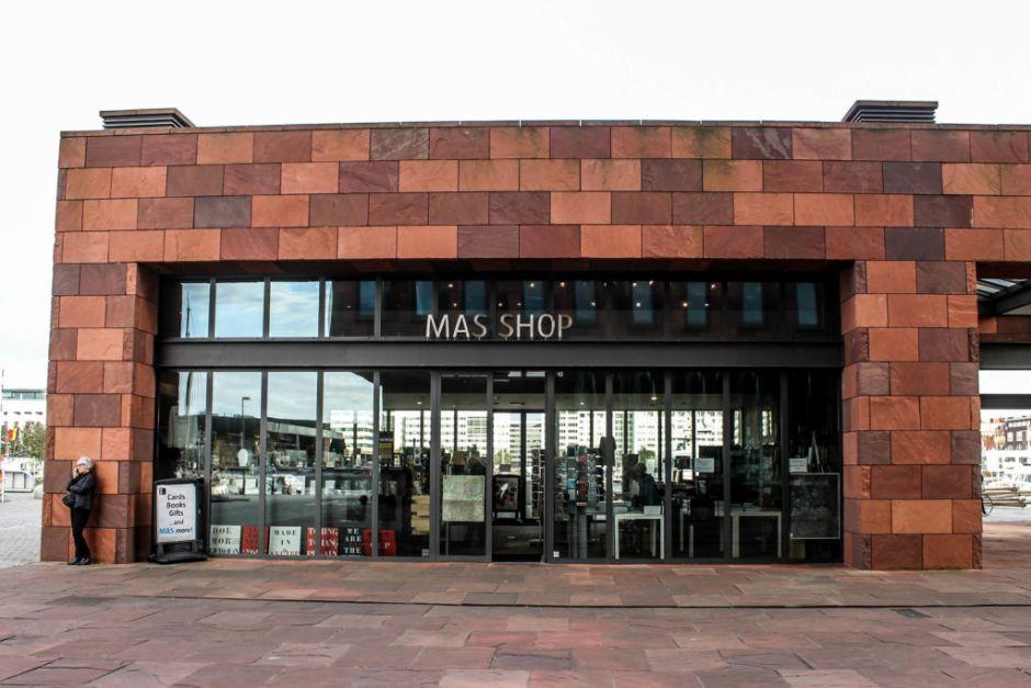 Mas Shop del Museum aan de Stroom