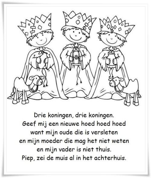 ya llegan los reyes magos… ¿también a flandes? - driekoningen - Ya llegan los Reyes Magos… ¿También a Flandes?