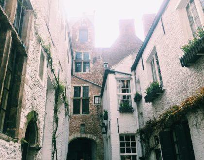 Vlaeykensgang, un escondite medieval | Rincones de Amberes