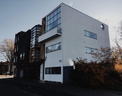 Casa Guiette y Linkeroever - Le Corbusier | Arquitectura en Flandes