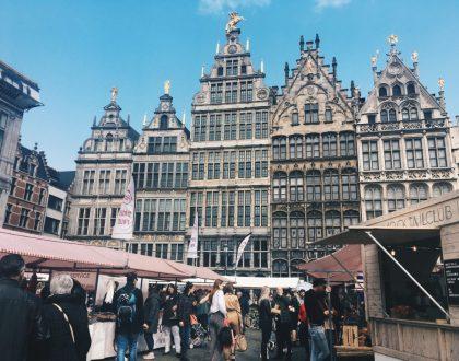 Comprar en Amberes | Mercados mensuales y especiales