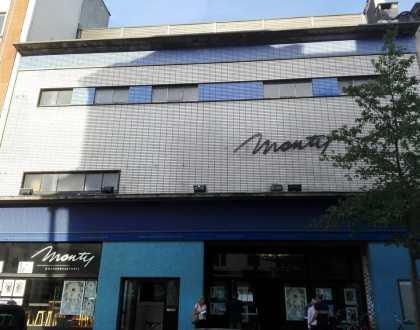 Arte emergente y proyectos alternativos: Teatro Monty