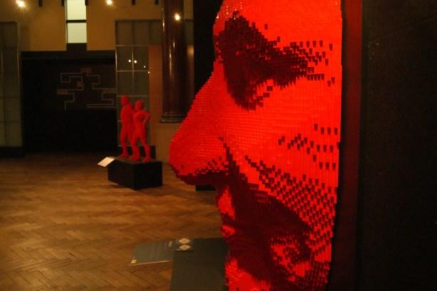 La exposición de Lego más grande del mundo - DSC00381 1024x682 - La exposición de Lego más grande del mundo