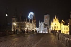 Puente de San Miguel Dónde tomar la mejor postal navideña en Gante - 1puente 300x200 - Dónde tomar la mejor postal navideña en Gante