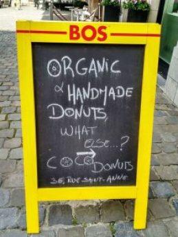COCO donuts (2) El paraíso de Homer Simpsons está en Bruselas: C O C O Donuts - COCO donuts 2 225x300 - El paraíso de Homer Simpsons está en Bruselas: C O C O Donuts