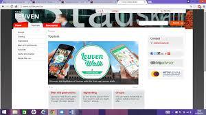 captura ¡La aplicación definitiva para ir conociendo Lovaina: Leuven Walk! - captura - ¡La aplicación definitiva para ir conociendo Lovaina: Leuven Walk!