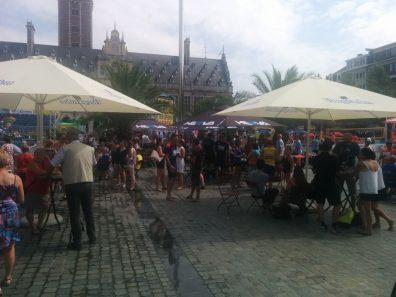 IMG_20160721_152001 leuven beachvolley: deporte frente a la biblioteca central - IMG 20160721 152001 1024x768 - Leuven BeachVolley: deporte frente a la biblioteca central