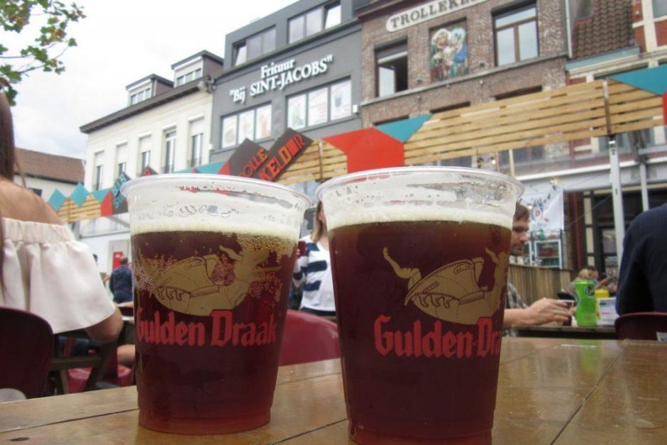 IMG_3259 (FILEminimizer) Gulden Draak: oro líquido gantés. - IMG 3259 FILEminimizer 1024x683 - Gulden Draak: oro líquido gantés.