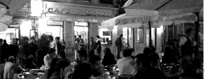Erasmus Student NightLife in Porto