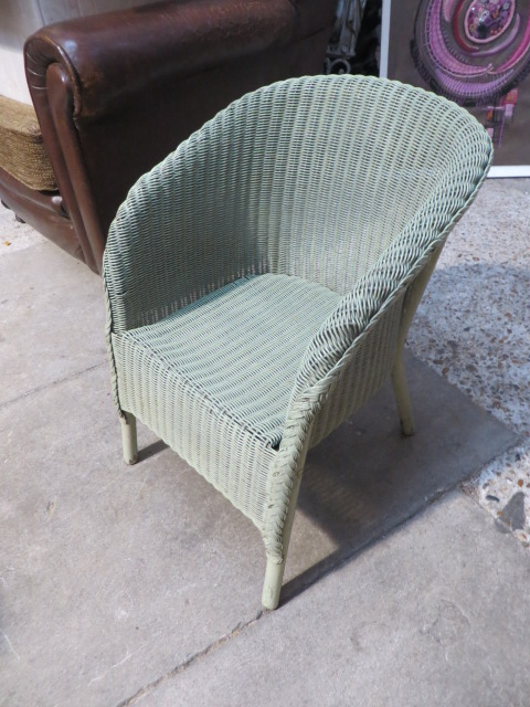VINTAGE CHILDS LLOYD LOOM CHAIR  Eras of Style  Eras of