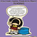 Manifiesto feminista, 8 Marzo 2013