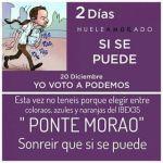 Recta final, Podemos
