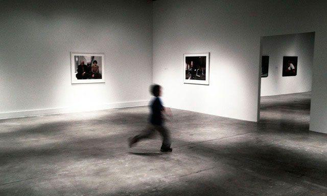 ¿Hay que ir a una galería de arte para ver Arte?