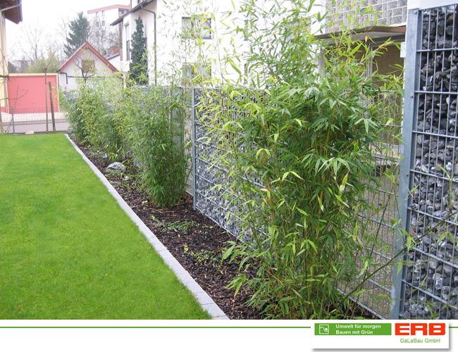 Pflanzarbeiten  ERB GaLaBau GmbH