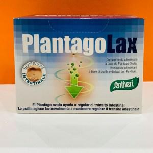 Bustine - plantagolax - Santiveri | Erboristeria Erbainfusa Como | Shop Online