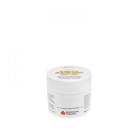 Crema ricca corpo - olivello spinoso - Biofficina Toscana | Erboristeria Erbainfusa Como | Shop Online