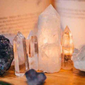 Cristalli grezzi