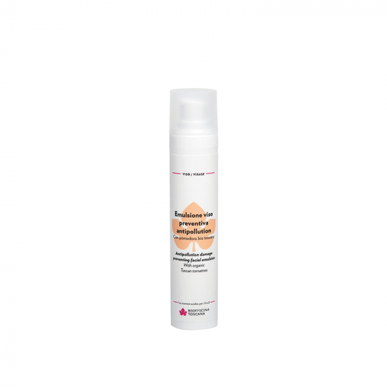 Emulsione viso preventiva - Biofficina Toscana | Erboristeria Erbainfusa Como | Shop Online