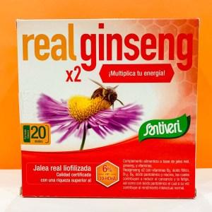 Fiale - ginseng - Santiveri   Erboristeria Erbainfusa Como   Shop Online