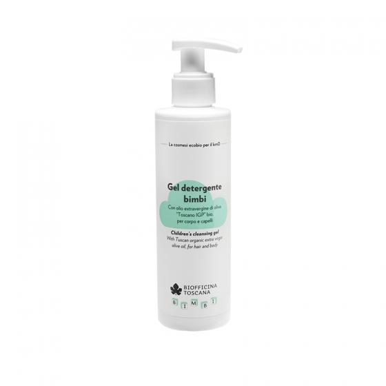 Gel detergente bimbi delicato - Biofficina Toscana | Erboristeria Erbainfusa Como | Shop Online