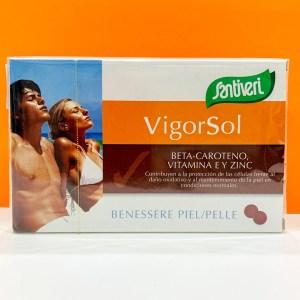 Perle - vigorsol - Santiveri   Erboristeria Erbainfusa Como   Shop Online