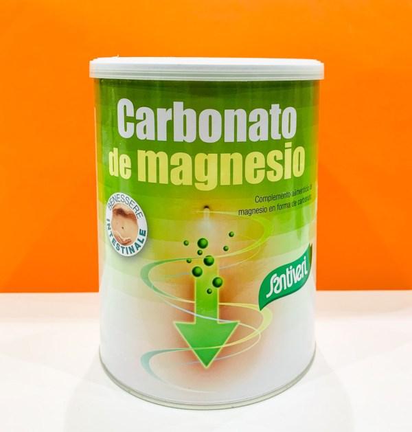 Polvere - carbonato di magnesio - Santiveri | Erboristeria Erbainfusa Como | Shop Online