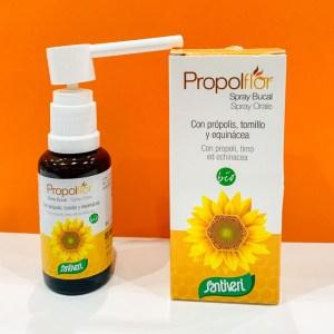 Spray - propoli gola - Santiveri | Erboristeria Erbainfusa Como | Shop Online
