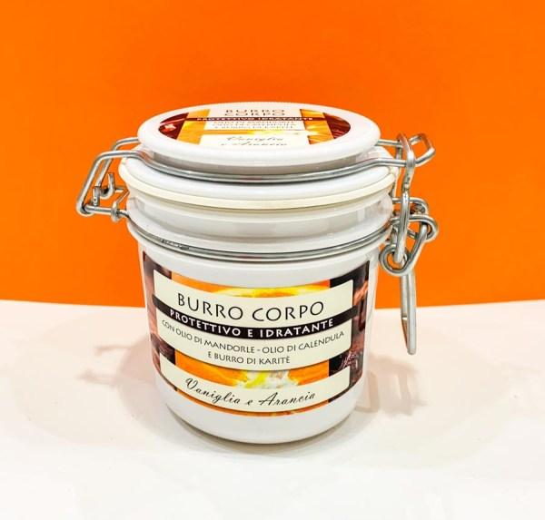 Burro corpo - vaniglia e arancia - Sapone Marino | Erboristeria Erbainfusa Como | Shop Online.jpeg_