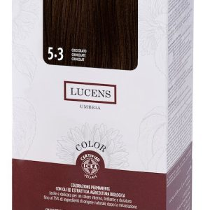Colore naturale capelli - 5.3 cioccolato - Lucens Umbria | Erboristeria Erbainfusa Como | Shop Online