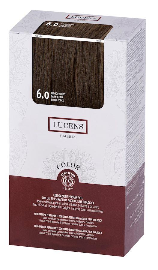 Colore naturale capelli - 6.0 biondo scuro - Lucens Umbria | Erboristeria Erbainfusa Como | Shop Online
