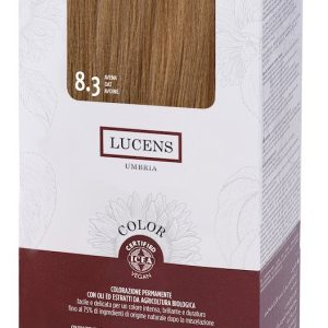 Colore naturale capelli - 8.3 avena - Lucens Umbria | Erboristeria Erbainfusa Como | Shop Online