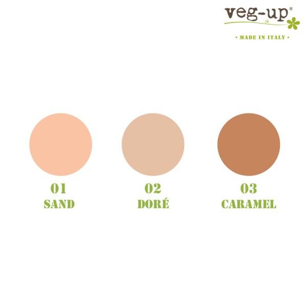 Compact Powder colori - Veg Up | Erboristeria Erbainfusa Como | Shop Online
