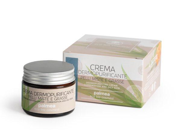 Crema pelli normali e miste - Palmea   Erboristeria Erbainfusa Como   Shop Online
