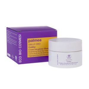 Crema viso giorno illuminante - Palmea   Erboristeria Erbainfusa Como   Shop Online