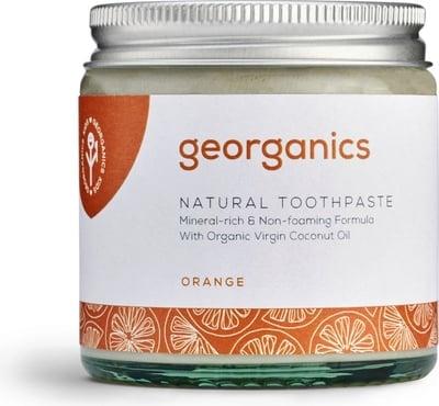 Dentifricio - arancia - Georganics | Erboristeria Erbainfusa Como | Shop Online.jpg.